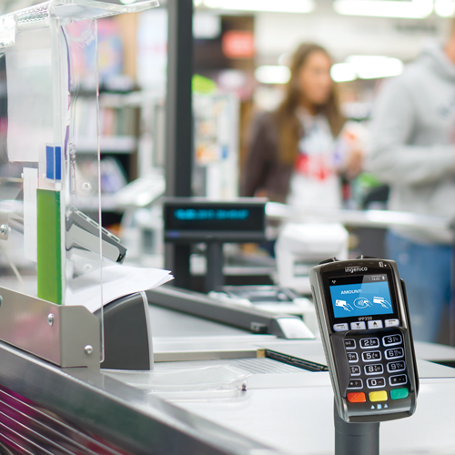 Solutions de paiements In-store