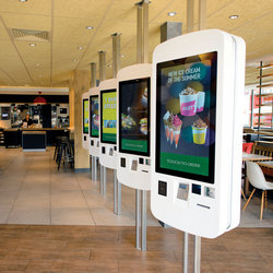 Self-Service / give customers a convenient alternative to waiting in line