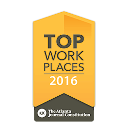 AJC Best Place to Work